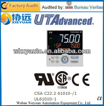 digital and smart temperature controller UTAdvanced UT55A yokogawa