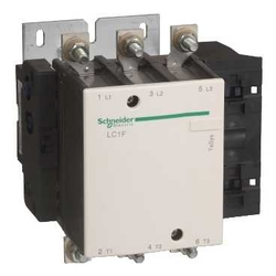 Schneider Schneider TeSys F - Contactors and reversing contactors up to 450 kW/400 V and 2100 A/AC1