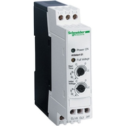 Schneider Altistart 01 - Soft starters for simple machines from 0.37 to 15 kW