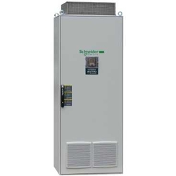 Schneider Altivar 71 Plus-LH - Enclosed low harmonic drive systems from 75 to 2,000 kW