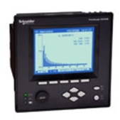 Schneider PowerLogic ION7550/ION7650 - High performance meters for utility networks, mains or critical loads on HV/LV networks