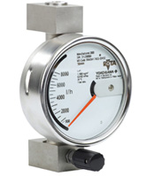 Yokogawa Metal Variable Area Meter RAKD