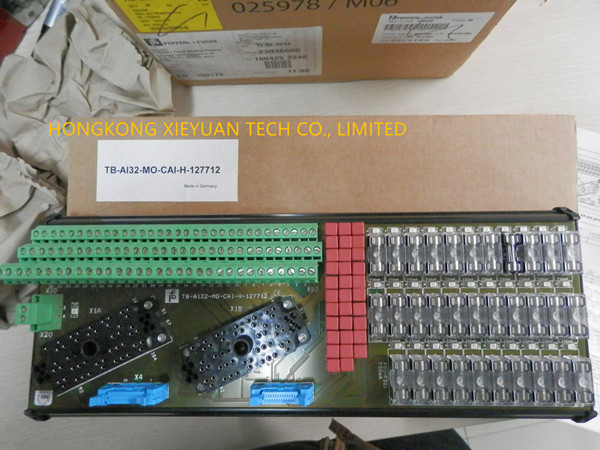 Termination Board TB-RS-DI16-AKB-185847