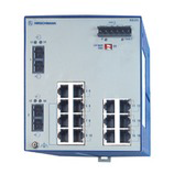 Hirschmann RS20-1600M2M2SDAU 943 434-048 Compact OpenRail unmanaged Fast Ethernet switch