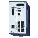 Hirschmann RS20-0800M2T1SDAE 943 434-065 Compact OpenRail Fast Ethernet Switch 4-25 ports