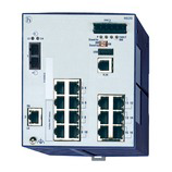 Hirschmann RS20-1600M2T1SDAE 943 434-025 Compact OpenRail Fast Ethernet Switch 4-25 ports