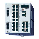 Hirschmann RS20-2400M2M2SDAE 943 434-043 Compact OpenRail Fast Ethernet Switch 4-25 ports