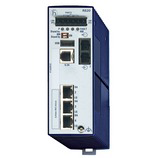 Hirschmann RS20-0400S2T1SDAE 943 434-011 Compact OpenRail Fast Ethernet Switch 4-25 ports