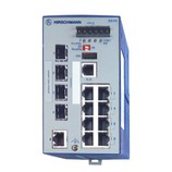 Hirschmann RS40-0009CCCCSDAE 943 935-001 Compact OpenRail Full Gigabit Ethernet Switch 9 ports