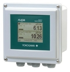 Dissolved Oxygen Analyzers-Modular Dual Input Transmitter/Analyzer FLEXA