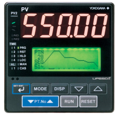 Yokogawa Program Controller UP550 series