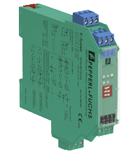 Pepperl Fuchs KFA6-SOT2-Ex2 Explosion Protection Products Intrinsic Safety Barriers Isolated Barriers Switch Amplifiers