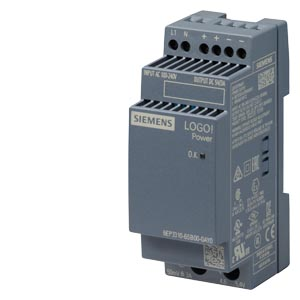 Siemens 6EP3310-6SB00-0AY0 Programmable Logic Controller LOGO!POWER 5 V / 3 A Stabilized power supply
