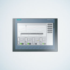 Siemens 6AG1123-2MA03-2AX0 Programmable Logic Controller SIPLUS Basic Panels (2nd Generation)