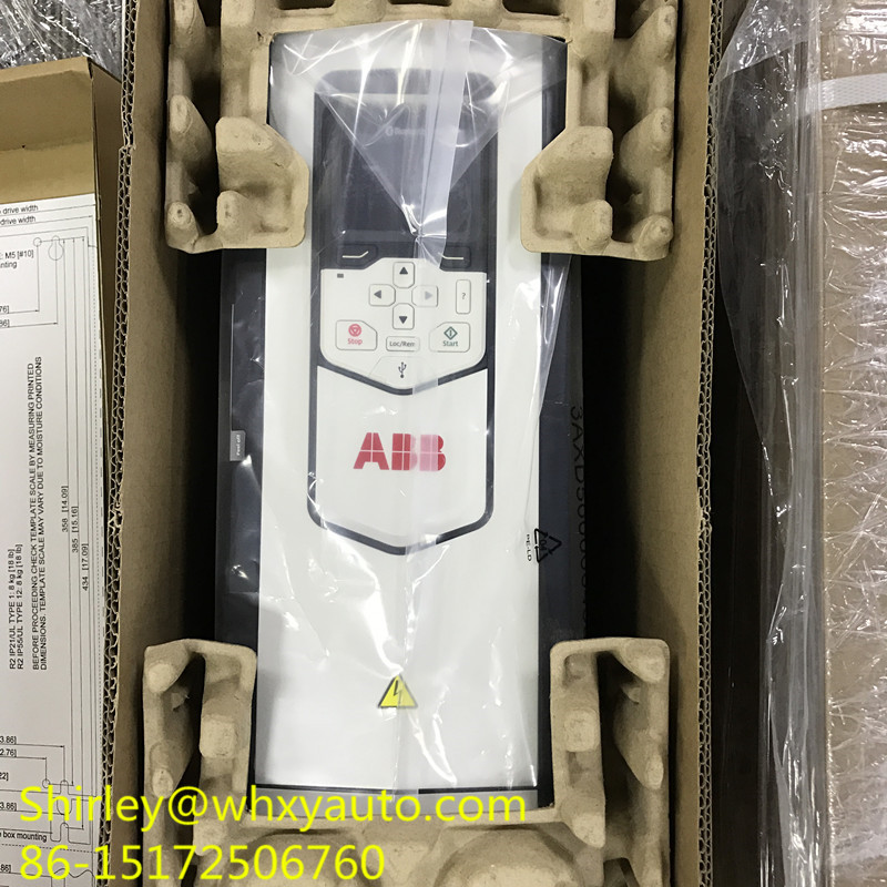 ABB ACS880-01-017A-3 Frequency Converter 3AUA0000107991 Low voltage Industrial drives ACS880