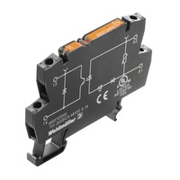 Weidmuller TOS 24VDC/24VDC 4A 1275100000 Electronics Solid-state relays Screw connection