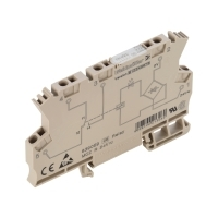 Weidmuller MCZ R 24VDC 8365980000 Electronics Relay module MCZ SERIES - relay module in 6 mm width Standard