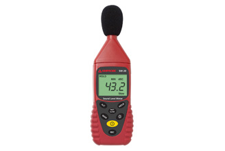 Amprobe SM-20-A Sound Meter Environmental Testers Sound