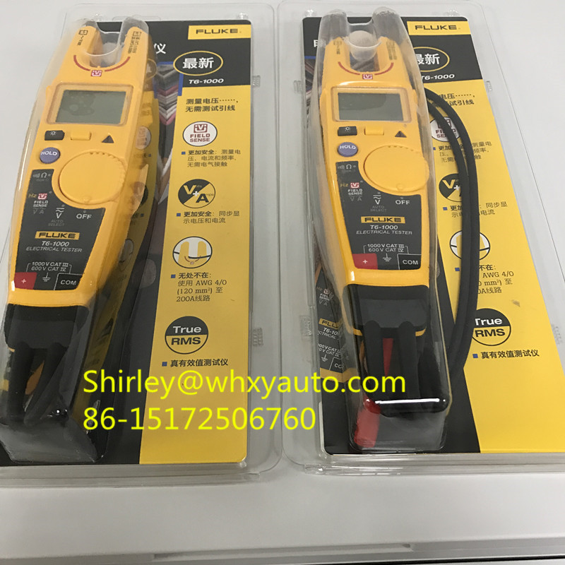 Fluke T6-1000 Electrical Tester Electrical testing Basic testers