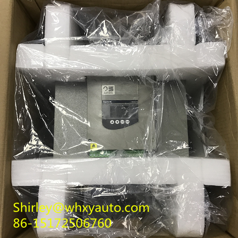 Schneider ATS48C21Y Soft starters Control Protection Components Motor Altistart 48