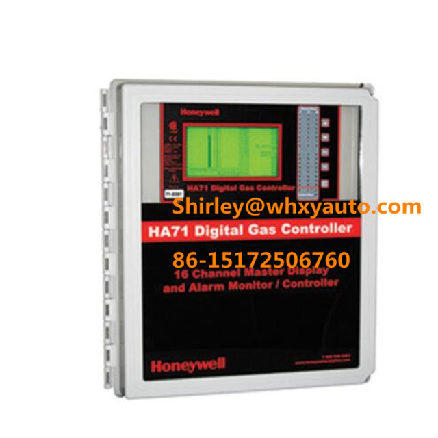 Honeywell Analytics HA71PM Digital Gas Controller Gas Detection Controllers