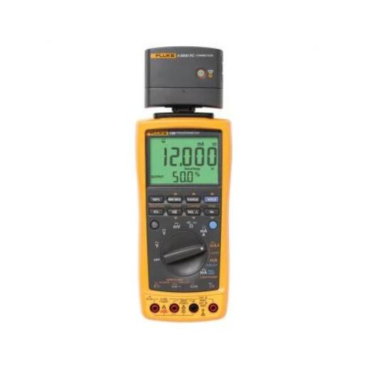 Fluke 789 ProcessMeter Calibration tools mA loop calibrators Fluke 789 loop calibration multimeter